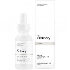 Осветляющая сыворотка The Ordinary – Alpha Arbutin 2% + HA
