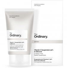 Антивозрастная кремовая сыворотка The Ordinary Vitamin C Suspension Cream 30% in Silicone