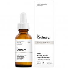 Сквалановое масло 100% натуральное The Ordinary 100% Plant-Derived Hemi-Squalane 30ml