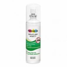Натуральный защитный спрей от комаров для детей от 3 месяцев PEDIAKID 100 мл
