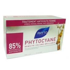 Средство от выпадения волос Phyto Phytocyane Serum Antichute Revitalisant 12*7,5