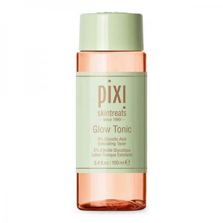Отшелушивающий тоник для лица с гликолевой кислотой Pixi Glow Tonic Exfoliating Toner 100мл