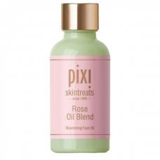 Розовое масло, питательное масло для лица с маслами розы и граната Pixi Rose Oil Blend
