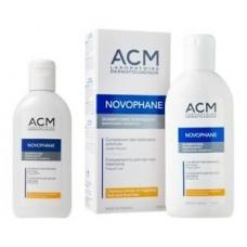 Бодрящий шампунь от выпадения волос ACM Laboratoires Novophane Energizing Shampoo 100мл