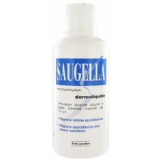 Saugella Dermoliquide 500ml Интимное мыло для ежедневного применения