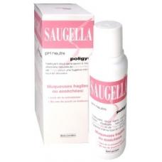 SAUGELLA POLIGYN 250 ML Интимное мыло для женщин