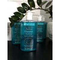 Avene Cleanance Gel Nettoyant 400 ml очищающий гель для жирной проблемной кожи, 400 мл