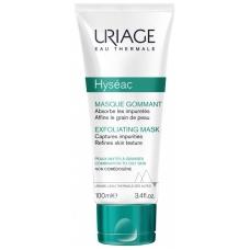 Мягкая отшелушивающая маска-эксфолиант Uriage Hyseac Exfoliating Mask