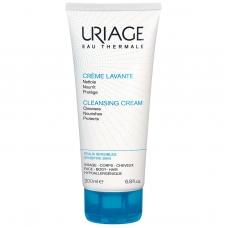 Uriage Creme Lavante Nourishing And Cleansing Cream Крем очищающий пенящийся, 200 мл