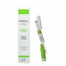Uriage Hyseac Bi Stick (gel/3ml + stick/1g) Корректор-уход для проблемной кожи