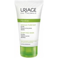 Очищающая маска для лица Uriage Hyseac Purifying Mask 50ml