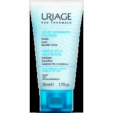 Мягкий скраб для лица Uriage Gentle Jelly Face Scrub