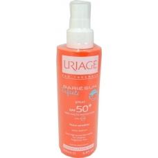 Солнцезащитный спрей для детей Uriage Bariesun Kids Spray Very High Protection SPF 50+ 200мл