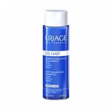 Uriage DS Hair Soft Balancing Shampoo  шампунь для волос  для чувствительной кожи головы 200мл